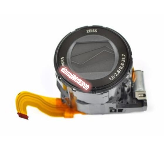 Original Lens Zoom Unit For Sony Cyber-shot DSC-RX100III RX100 III M3 RX1003 RX100 M4 / RX100 IV Digital Camera Repair Part silver and black original lens zoom unit for canon powershot s110 digital camera repair part with ccd