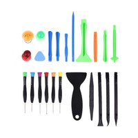 23 in 1 Professional Screwdriver Repair Open Tool Kit for Mobile Phones|Phone Repair Tool Sets|   -