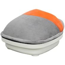 Rolling Kneading and Shiatsu Back Massage Cushion Multi-function Warm Heating Full Body Foot Massager