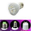High Quality Full Spectrum 28W E14 E27 GU10 LED Grow Light AC85-265V LED Growing Lamp Plant Light AC 85-265V Plant Grow Lights