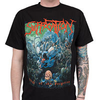 Authentic SUFFOCATION Effigy Death Metal T Shirt S 3XL NEW Fashion Style Men Tee free shipping cheap tee mens tee shirts
