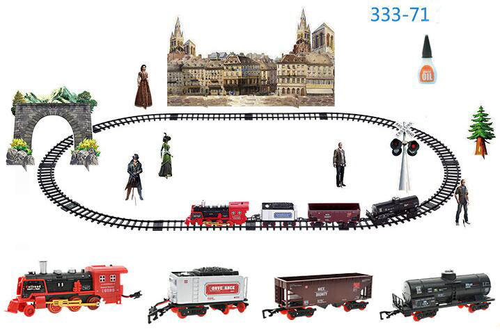 Classic-Train-Set-for-Kids-with-Smoke-Realistic-Sounds-Light-Remote-Control-Railway-Car-Christmas-Gift-Toy-3
