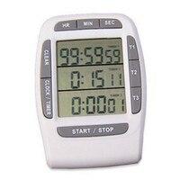 Countdown Cooking Timer Large LCD Display Reminders Mechanical Digital Timer Timing Alarm Clock Kitchen Gadgets