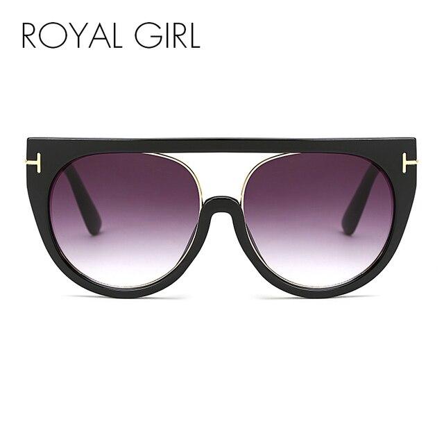 be2fab84dd4e2 MENINA REAL Unique Goggles Óculos De Sol Das Mulheres Enormes Óculos de Sol  Quadrados Do Vintage