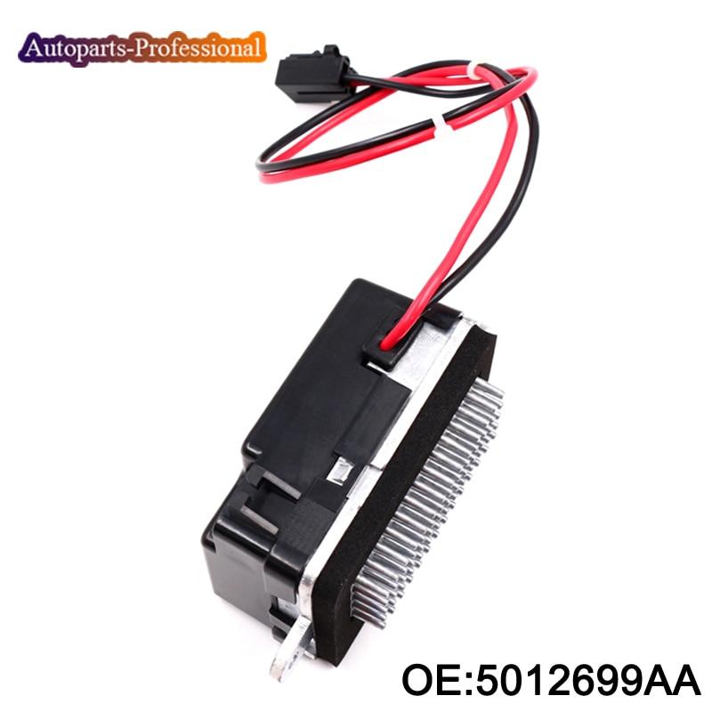 New High Quality Heater Blower Motor Resistor For JEEP GRAND CHEROKEE 1999-2004 5012699AA 05012699AA RU-358