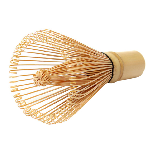Bamboo Whisk Matcha Tea