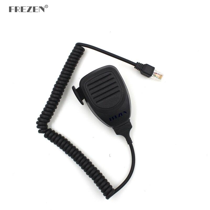 Radio 8PIN Handheld Speaker Mic Mircophone For Walkie Talkie Kenwood TK-868G TK-768G TK-880 Two Way Radio