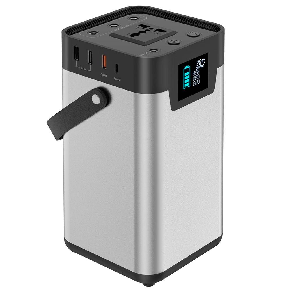 X-DRAGON batterie externe 110 V/230 V Portable générateur 54000mAh Portable centrale électrique UK EU Version pour l'extérieur Camping voyage