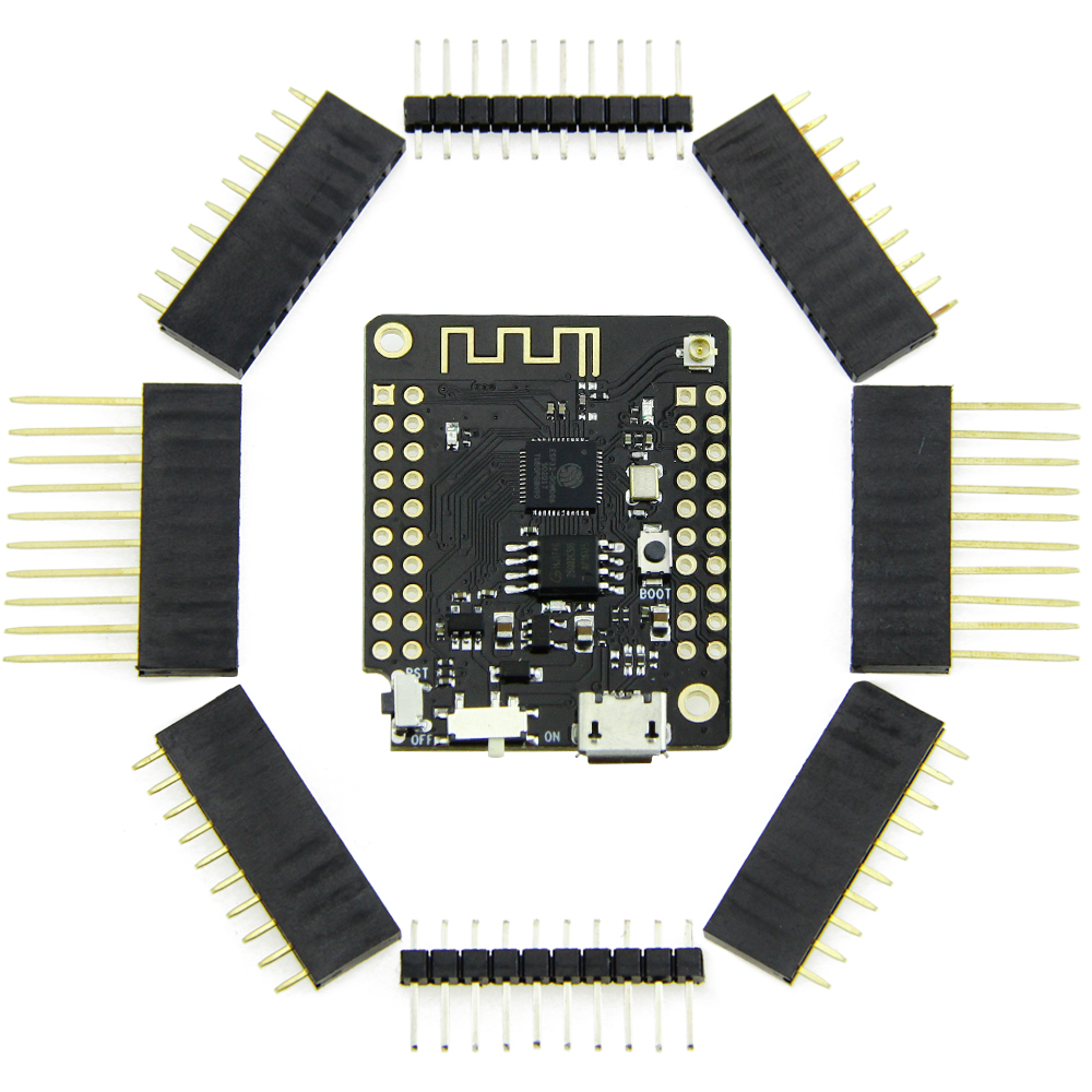 TTGO MINI 32 V2.0 ESP32 WiFi Module Bluetooth development board ttgo esp32 rev1 rev one dev module wifi
