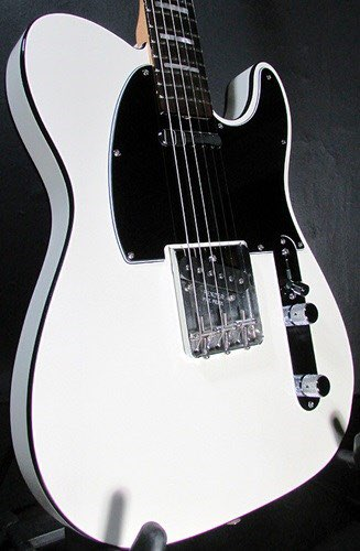 New standard Custom,classical TELE 6 Strings Rosewood fingerboard Electric Guitar,telecaster gitaar custom white guitarra