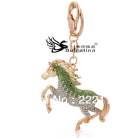 Hot Sale Keychains With Crystals Wholesale Metal Keychains 3D Keychains Key Chains Pattern Free Shipping