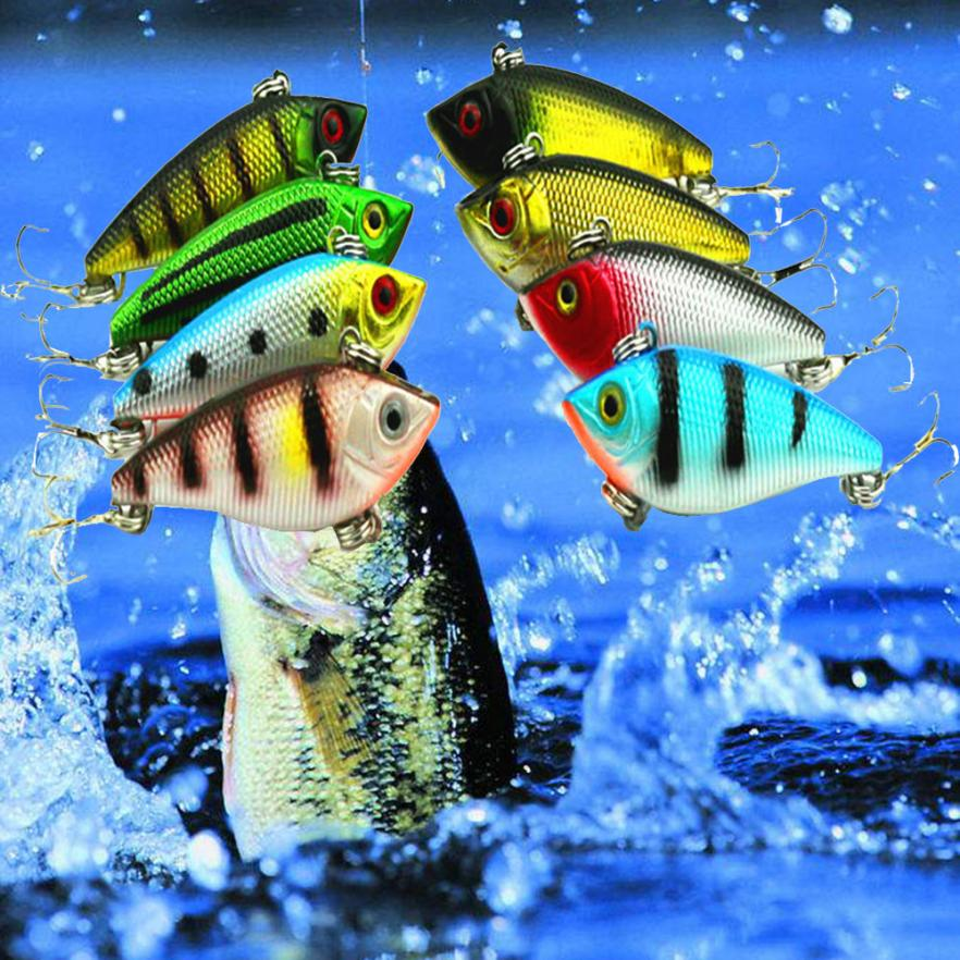 2017 new Fishing Lures 8pcFishing Bait With Guiding Lead Fish Sea FishingTackle Swivel Jig Wobbler Bait september19