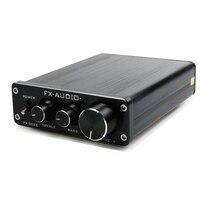 FX Audio Hifi 2.0 TDA7498L FX502E LM1036 Komputer Stacjonarny Głośnik High Power Pure Cyfrowe Wyjście Audio Wzmacniacz Mocy 68 W * 2