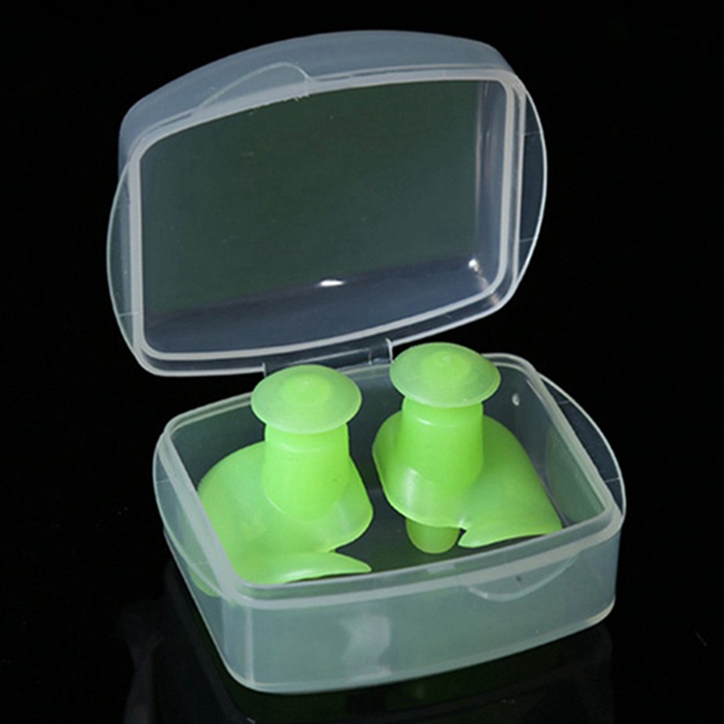 Image 4 - Ear Plugs Silicone Ear Protection Earplugs For Sleeping Foam Plug Anti Noise Ear Protectors Noise Reduction Hearing Protection-in Ear Protector from Security & Protection