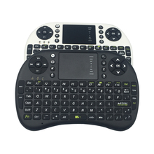 Banana Pi M3 Mini Wireless Keyboard 2.4G Fly Air+Touchpad Mouse Combo Teclado For Raspberry Pi 2 Andriod TV Gaming Keyboard