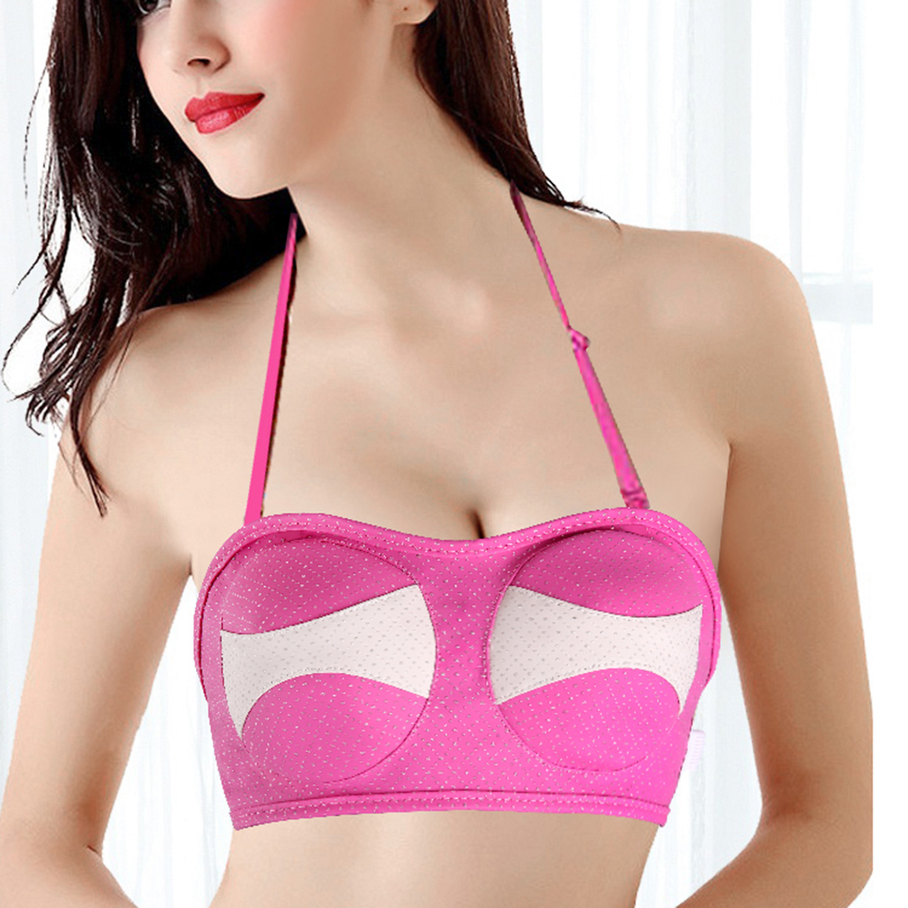 Electric Breast Instrument Care Chest Massage Sagging Equipment Tool Health Therapy USB Charging Massage Bra