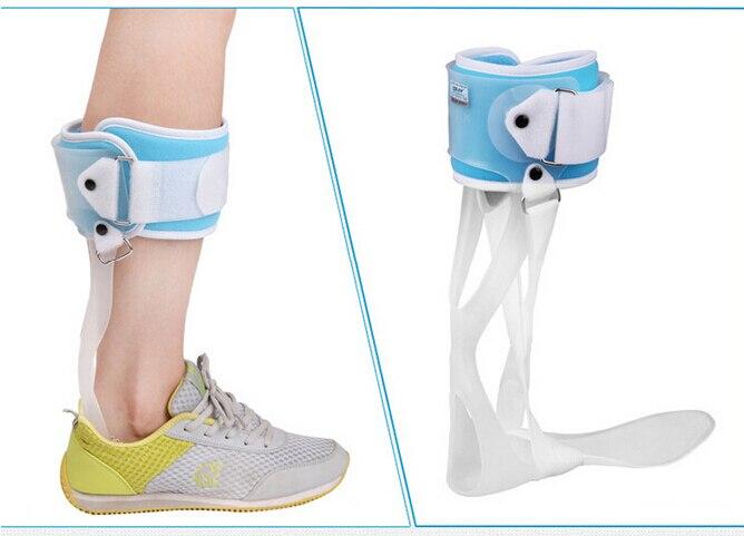 JORZILANO Ankle Orthotast Brace Foot Drop Orthosis Corrective Shoe Orthosis Brace Foot Plate Hemiplegia Rehabilitation Supports mld lf 1127 ankle supports