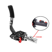 купить 3 Colors Universal Car Hydraulic Hand Brake Aluminum Parking Hand Brake E-Brake Auto Drift Handbrake Lever по цене 2241.82 рублей