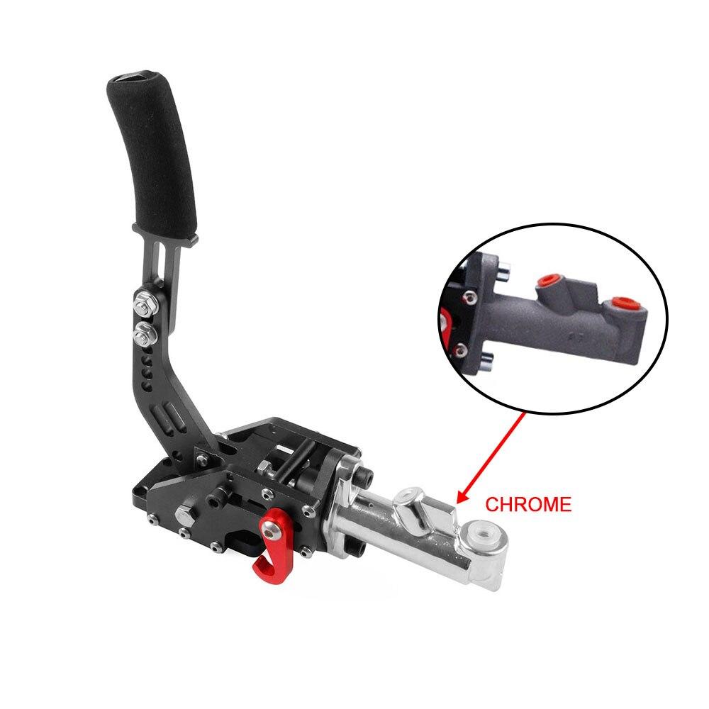 3 couleurs universel voiture hydraulique frein à main en aluminium Parking frein à main e-frein Auto dérive frein à main levier