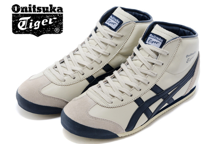 ONITSUKA TIGER MEXICO Mid Runner Classics Shoes Men Women Sneakers  Badminton Sports Shoes size 36-44 9295ca16659f