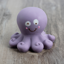 Cute Octopus Silicone Mold 3D Natural Handmade Chocolate Candy Mould Craft Resin Clay Decorating Tool