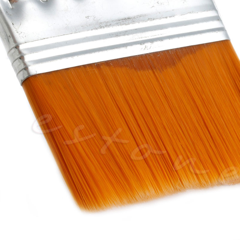 Wooden Painting Brushes for Acrylic and Oil Painting - Set of 12 5