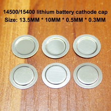 Get more info on the 100pcs/lot 14500 Lithium-ion Battery Sheet Spot-welded Cap Nickel-metal Hydride Nickel Cadmium Stainless Steel Negative Film