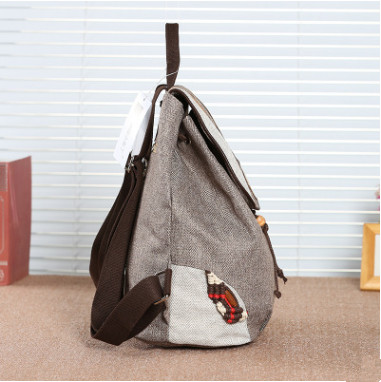 New Fashion Appliques Women Shopping Backpack!Hot All-match Classic Lady Appliques Backpacks Top Versatile Cover Backrack Tassel