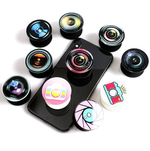 50PCS Earphone Cable Organizer Headphone Cable Winder Camera style suction cup Cord Holder For Iphone phone