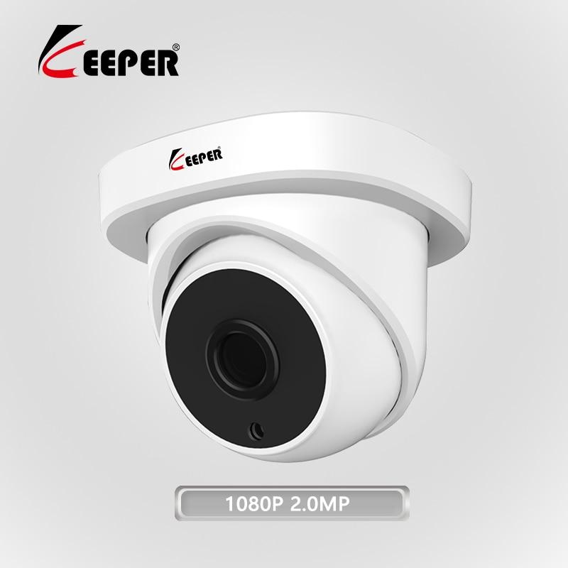 bilder für Keeper AHD 2.0MP 1080 P Full HD Überwachung Dome Sicherheit CCTV Innen Kamera 25 Mt IR Abstand