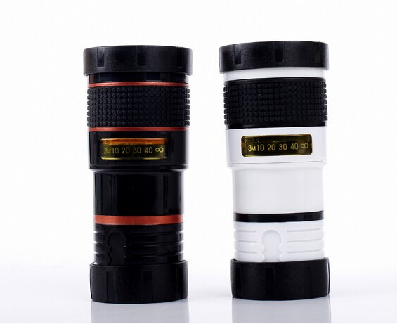 Buy two get three universal 8x optical zoom telescope camera mobile
