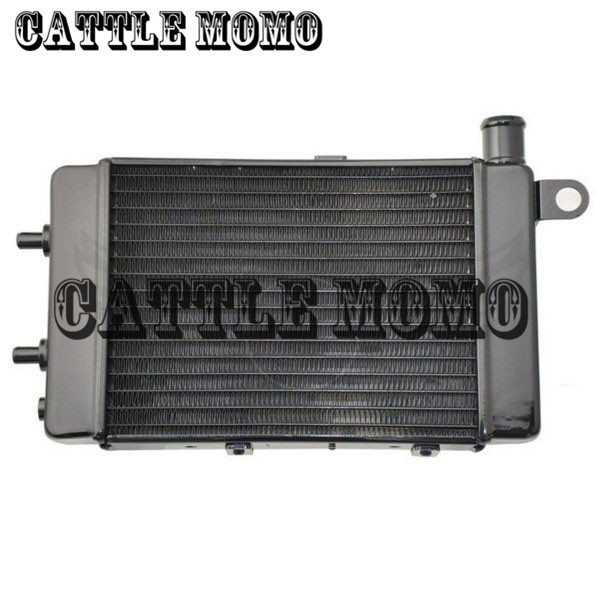 Motorbike Aluminium Cooling Cooler Motorcycle Radiator For Aprilia TUONO1000 RSV1000 2002 2003 2004 2005 2 x newest 4th gen ghost shadow light laser projector lights led car logo courtesy door lamp for suzuki grand vitara swift sx4