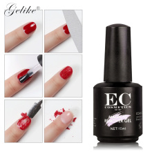 Gelike 10ml Nail Gel/Polish Remover Magic Healthy Fast Within 2-3 Mins Soak off Art Primer Lacquer