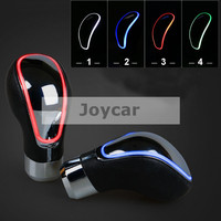 UNIVERSAL TOUCH MOTION ACTIVATED MANUAL CAR GEAR SHIFT KNOB LED LIGHT CAR ACCESSORIES