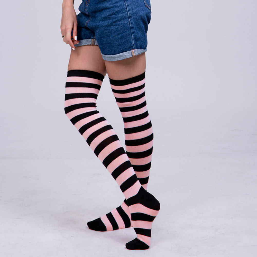 Stockings Women Pantyhose Tights Women Silk Plus Size Ladies Funny Cute medias thighs Sexy Lingerie Net Bandelettes Thighs