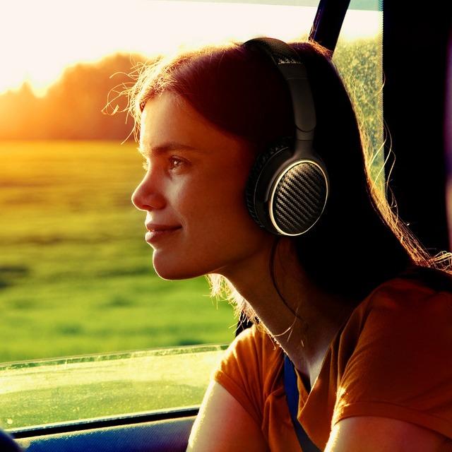 Mixcder HD401 aptX Wireless Bluetooth Headphones HiFi CD-Like Sound Bluetooth Headset for TV/Iphon Deep Bass Wireless Headphone