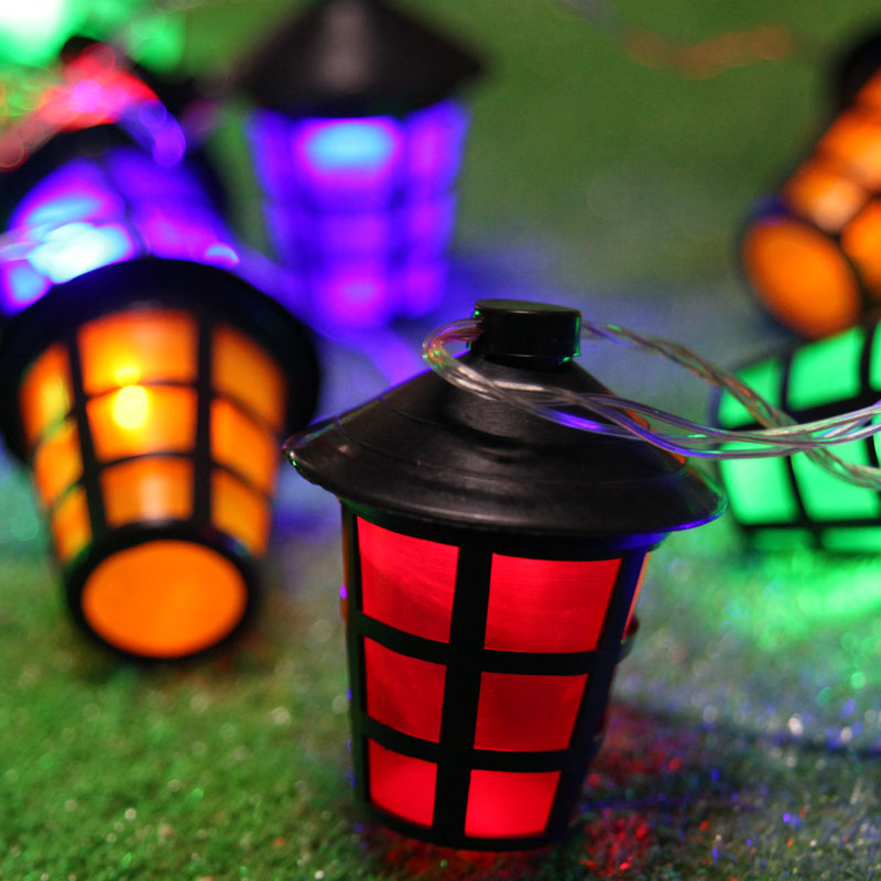 5 meters Holiday lights Wedding Party Supplies Outdoor Garden Christmas  Tree Waterproof Led String Lights 20 lanterns Decoration-in LED String from  Lights ... - 5 Meters Holiday Lights Wedding Party Supplies Outdoor Garden