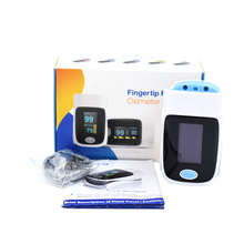 OLED Pulse Oximeter SPO2 PR With Carrying Case
