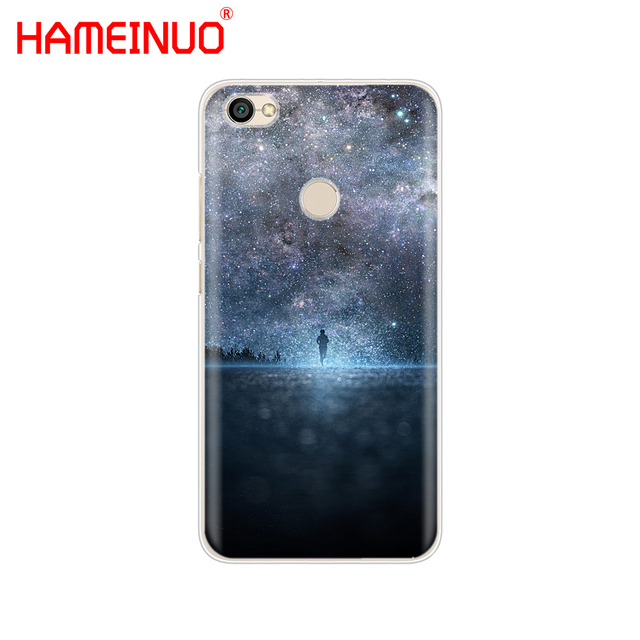 HAMEINUO Starry Day Anime Cover phone  Case for Xiaomi redmi 5 4 1 1s 2 3 3s pro PLUS redmi note 4 4X 4A 5A 3