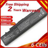 AA-PB9NC6B batterie d'ordinateur portable Pour SamSung AA-PB9NS6B AA-PB9NC6W AA-PL9NC6W R428 R429 R468 NP300 NP350 RV410 RV509 R530 R580 R528
