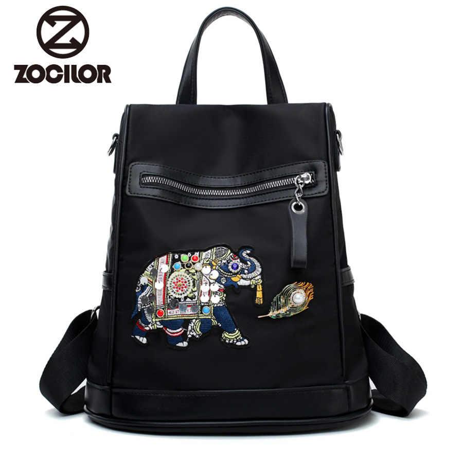 7ab022010345 2018 Fashion Design Women Backpack High Quality Youth Backpacks for Teenage Girls  Female School Shoulder Bags