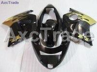 Moto Injection Mold Motorcycle Fairing Kit For CBR 1100XX CBR1100XX Super Black Bird 1996 2007 96 07 Bodywork Fairings