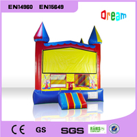 Free Shipping Children Trampoline Inflatable Bouncer House Inflatable Bouncer Castle Inflatable Slide Castle Modle Toy For Kids