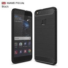 Huawei P10 Lite Case Etui Silicon Huawei P10 Case Cover Fundas P10Lite Soft Mobile