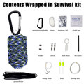 Camouflage Portable First Aid Kit / Army Fighter Field Pack / Family Life Kit / Field Survival Kit / Care Pack