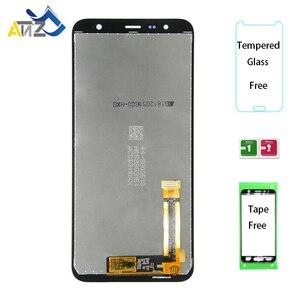 """Image 2 - AnZ Cho 6.0 """"Samsung Galaxy J6 Plus j610FN Màn Hình LCD SM J610G/DS 2018 Màn hình hiển thị LCD OEM pantalla ekran cảm ứng Bộ Số Hóa"""