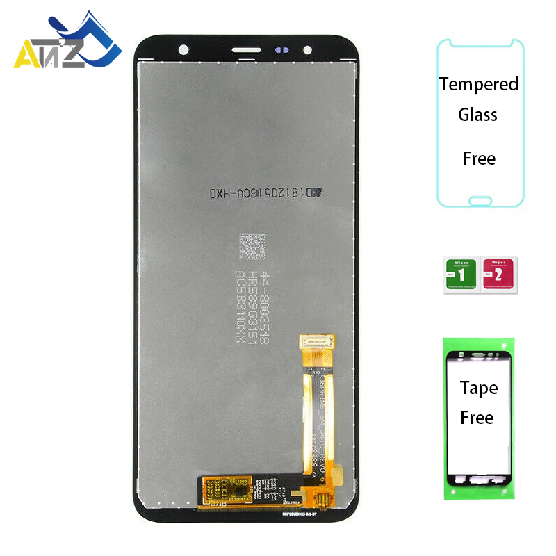 """Image 2 - An'Z For 6.0"""" Samsung Galaxy J6 plus j610FN LCD Screen SM J610G/DS 2018 lcd display OEM pantalla ekran Touch Digitizer-in Mobile Phone LCD Screens from Cellphones & Telecommunications"""