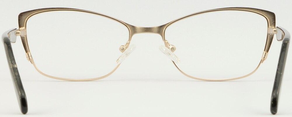 Damen Brille Cateye Brillengestell Plastik Fassung Schmetterling Glitzer Schwarz