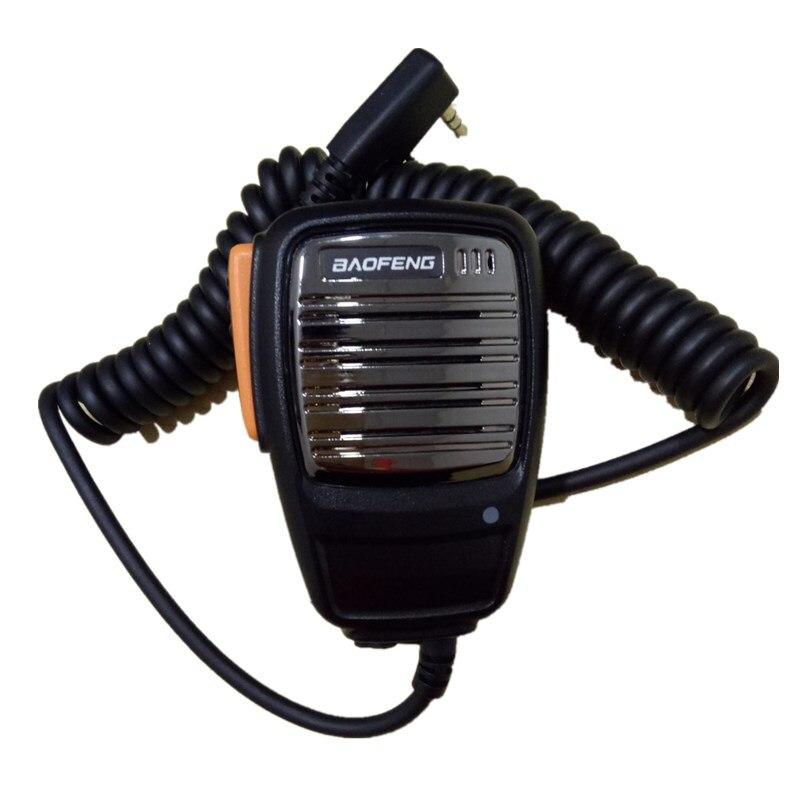 2018 Baofeng Microphone Haut-Parleur MIC pour baofeng UV-5R Pofung UV-UV5R 5re UV-B6 BF-888S BF-UVB2 Plus Deux raido façon livraison gratuite