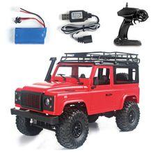 1/12 RC Rock Crawler D90 2.4G 4WD Car Remote Control Truck Toys Defender